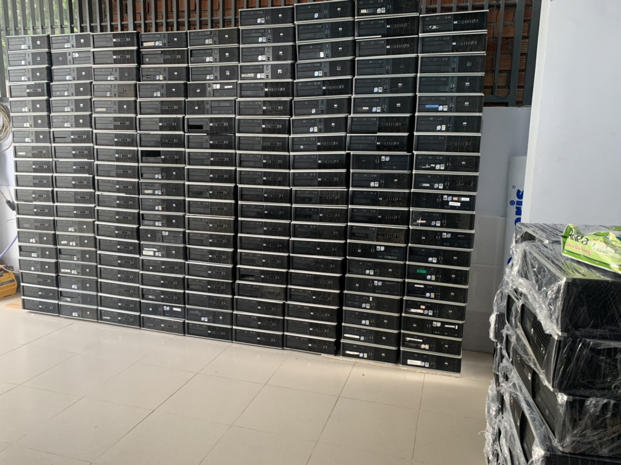 Barebone Máy Bộ HP Compaq Elite 8300