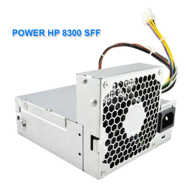 Bộ Nguồn HP 8000/8100/8200/8300 Pro, SFF, case Nằm
