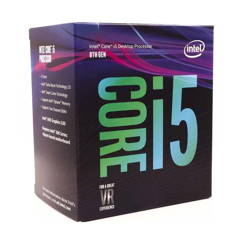 cpu i5-8600