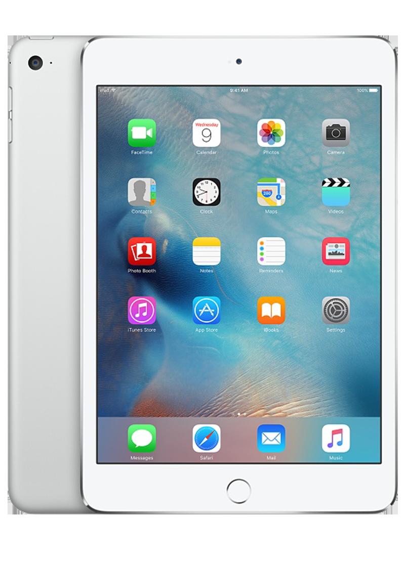 iPad mini 4 Wi-Fi Cellular 64GB - màu Bạc