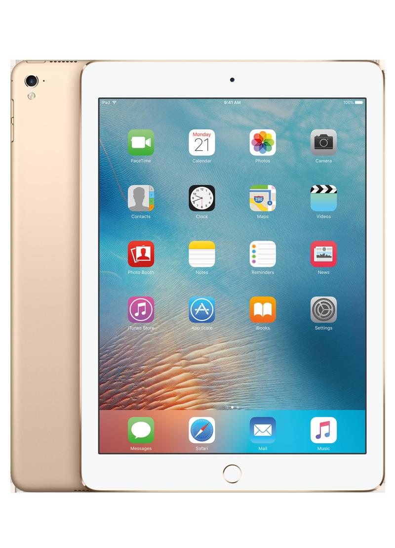 iPad Pro WiFi + 4G 128G ML2K2TH/A Màu Vàng