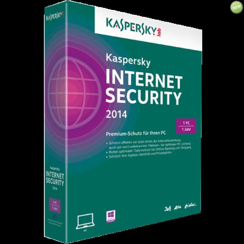Kaspersky Internet Security 2015/5PC