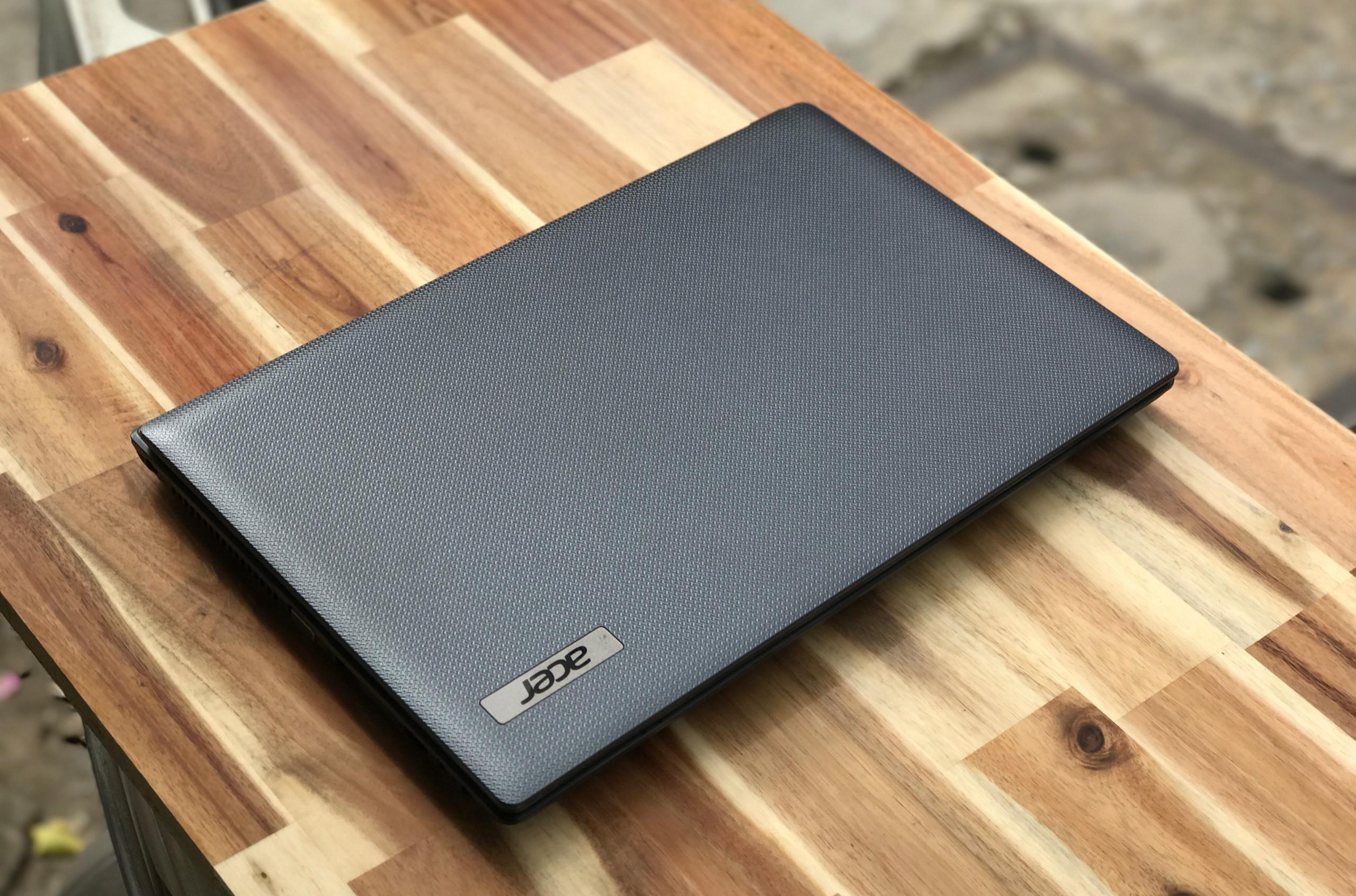 Laptop Acer 5250, AMD E-350 4G 500GB, Đẹp