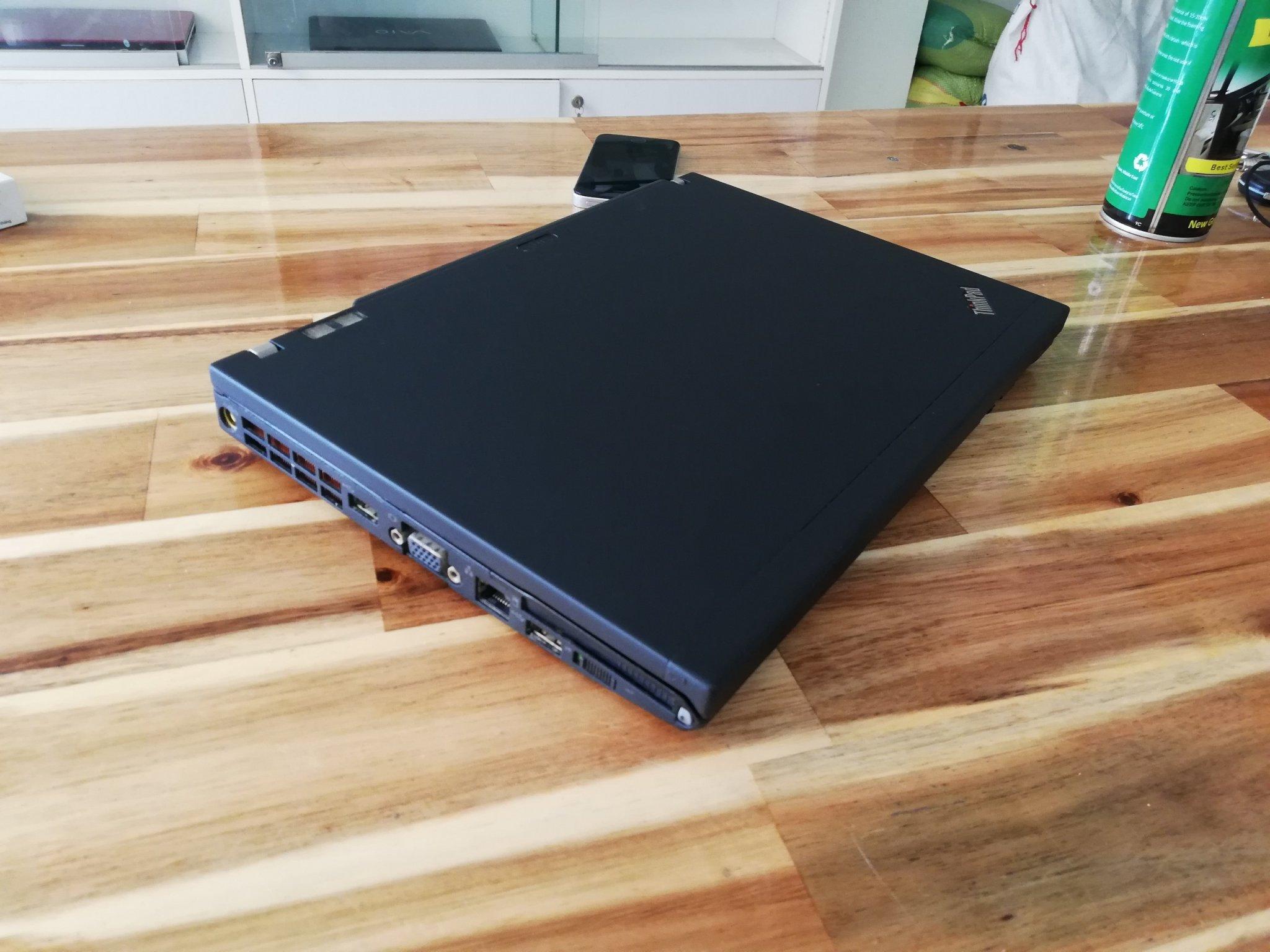 LAPTOP Lenovo Thinkpad X201  i5-560 4gb 320gb