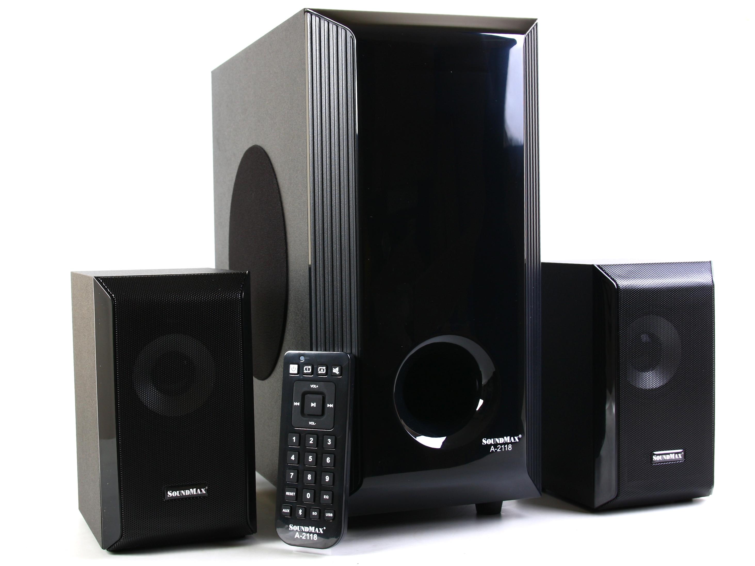 loa Bluetooth 2.1 SoundMax A-2118 chính hãng