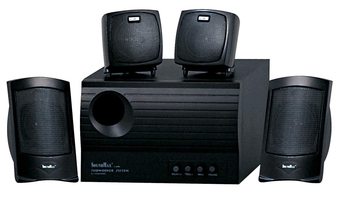 Loa SoundMax A4000/4.1 chính hãng