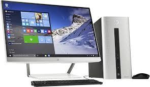 Máy tính để bàn HP 550-160L P4M39AA
