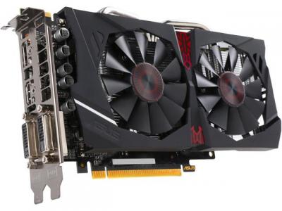 ASUS Radeon STRIX-R7370-DC2OC-4GD5-GAMING