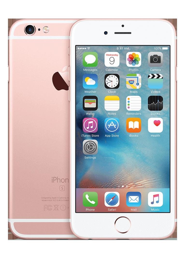 Điện thoại iPhone 6S 16GB - Màu Rose