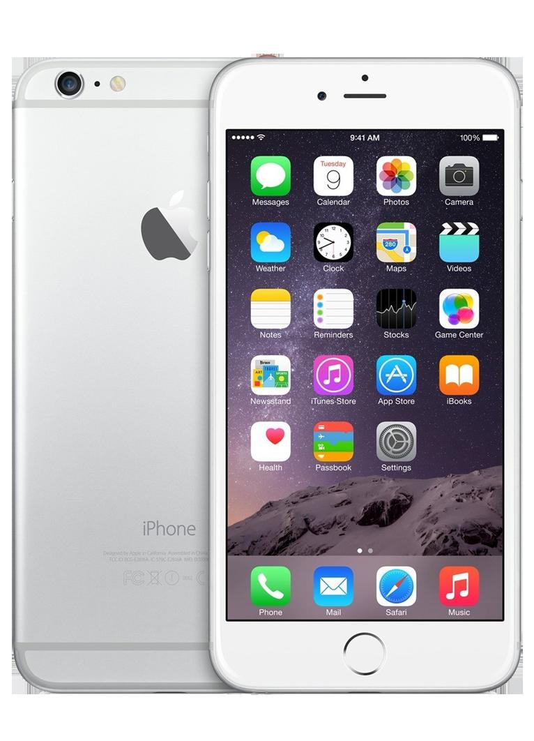 Điện thoại iPhone 6S Plus 128GB - Màu Bạc