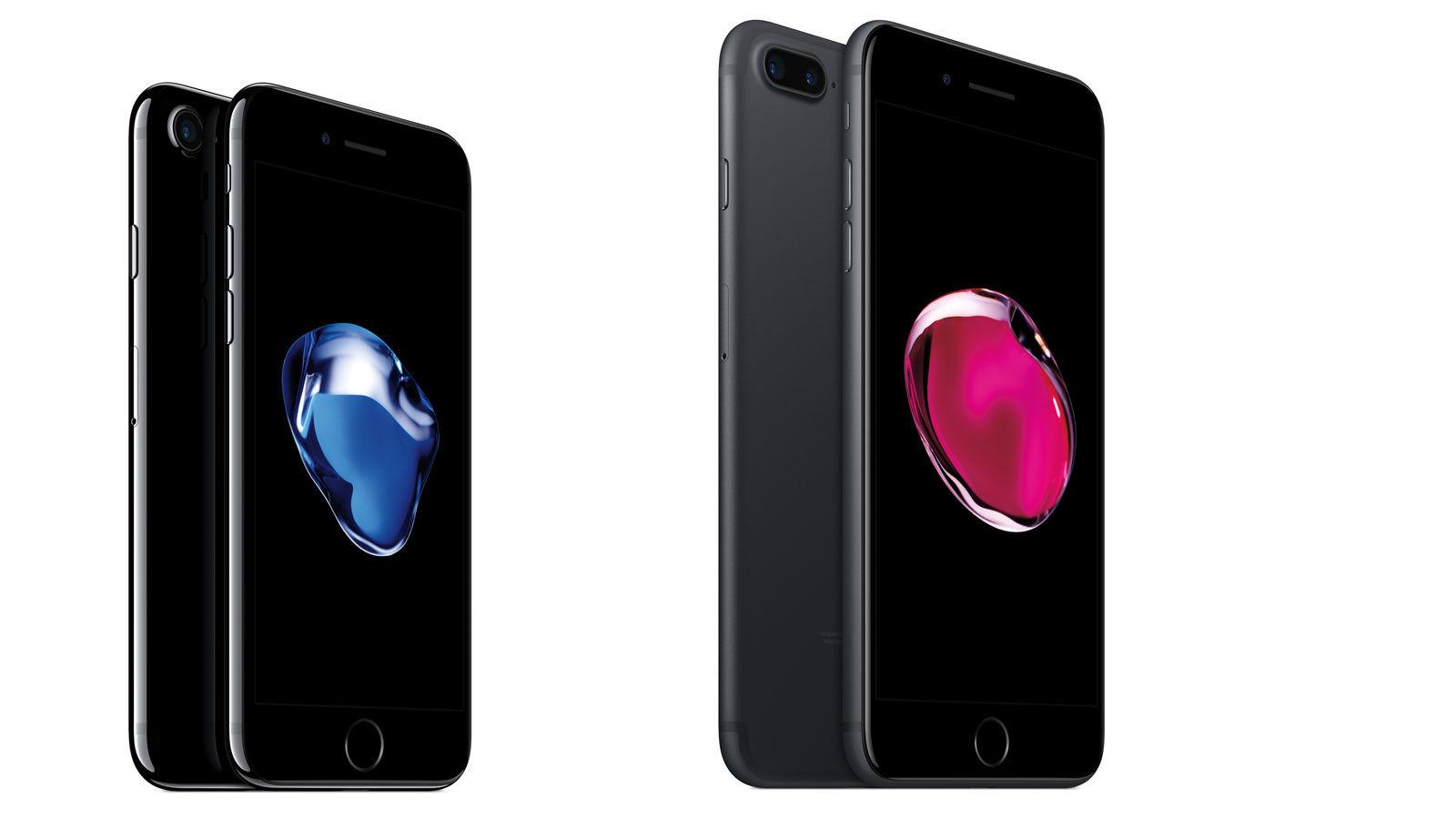 Điện thoại iPhone 7 128GB - Màu Đen