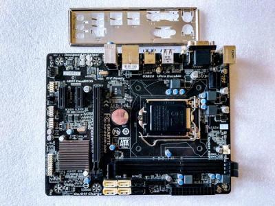 Gigabyte B85M-D2V lựa chọn cho game