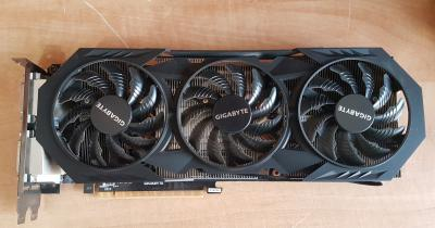 GIGABYTE GeForce GTX 970 4GB WINDFORCE 3X OC EDITION, GV-N970WF3OC-4GD