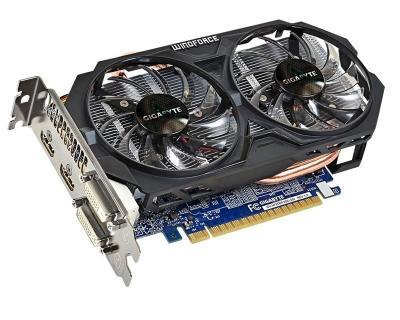 GTX 750 TI gigabyte 2 fan cao cấp chuyên game nặng PUBG , FIFA... chính hãng