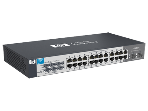 HP 1410-24G Switch Gigabit (J9561A)