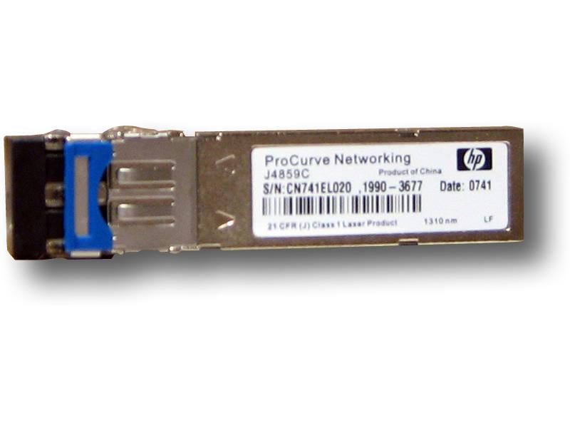 HP ProCurve Gigabit-LX-LC Mini-GBIC (J4859C)