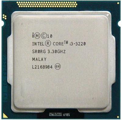 I3 3220 ( 3.40 / 3M / sk 1155 )