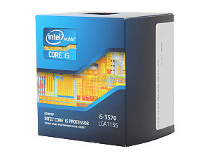 Intel Core i5-3570 Processor  (6M Cache, up to 3.80 GHz)