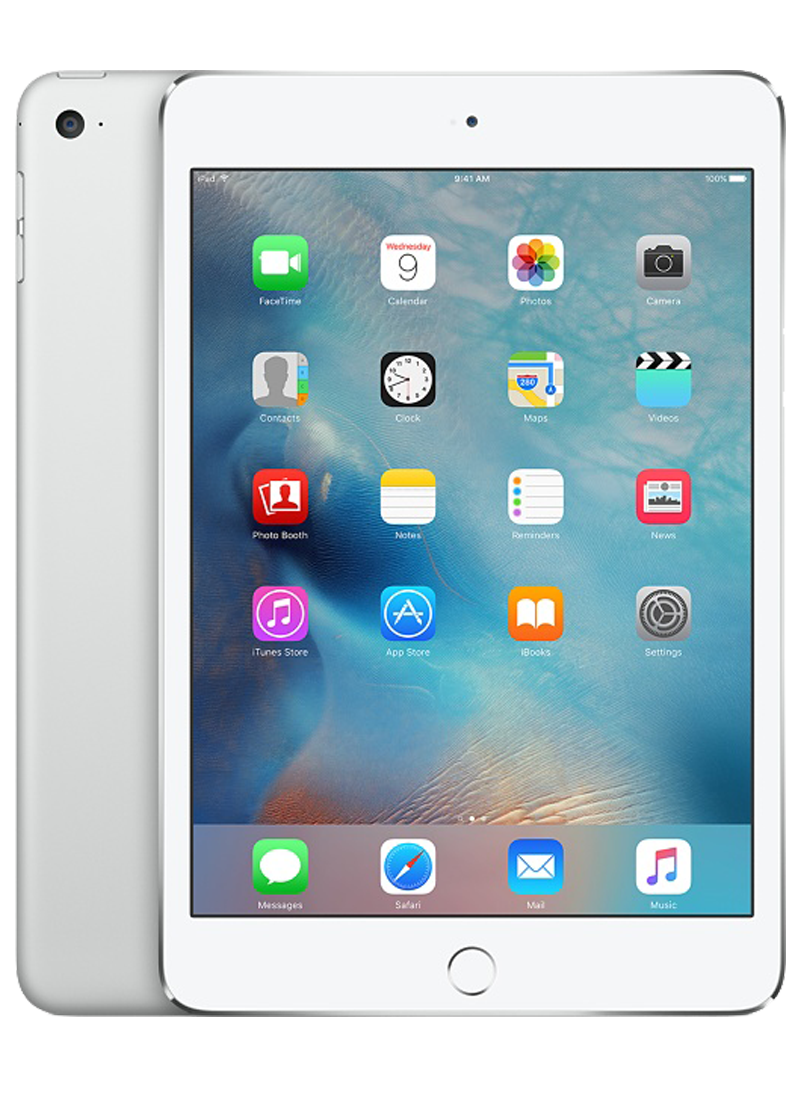 iPad mini 4 Wi-Fi Cellular 128GB - màu Bạc