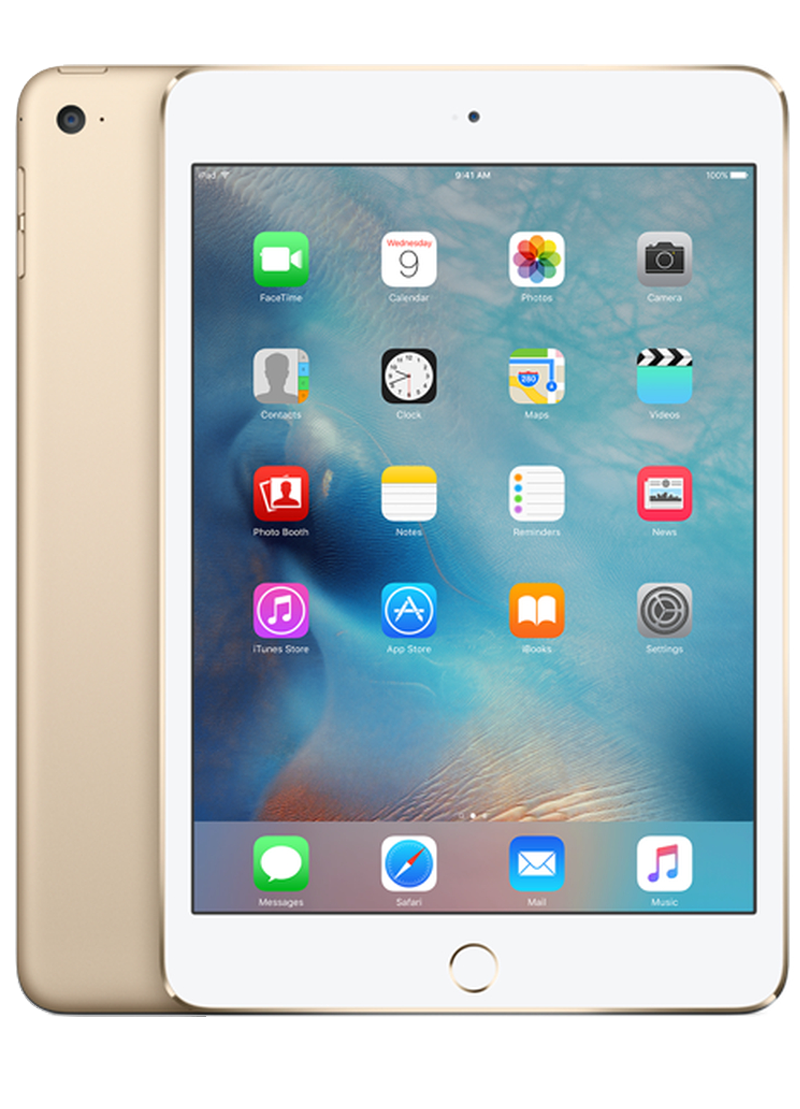 iPad mini 4 Wi-Fi Cellular 128GB - màu Vàng