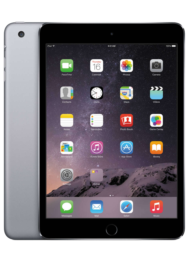 iPad mini 4 Wi-Fi Cellular 16 GB - màu Xám