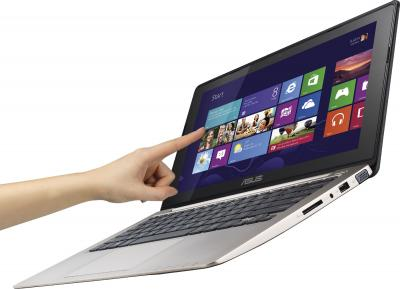 Laptop Asus VivoBook X200E-CT142H - Intel Core i3-3217U 1.8GHz, 4GB RAM, 500G HDD, Intel HD Graphics 4000, 11.6 inch, cảm ứng
