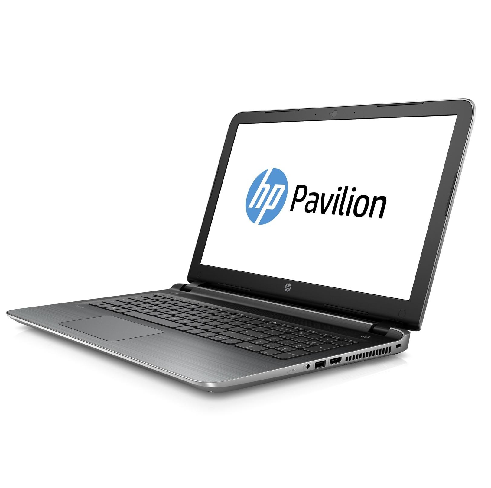 Laptop HP Core i5 Pavilion 15 - au062TX X3C04PA (Silver)