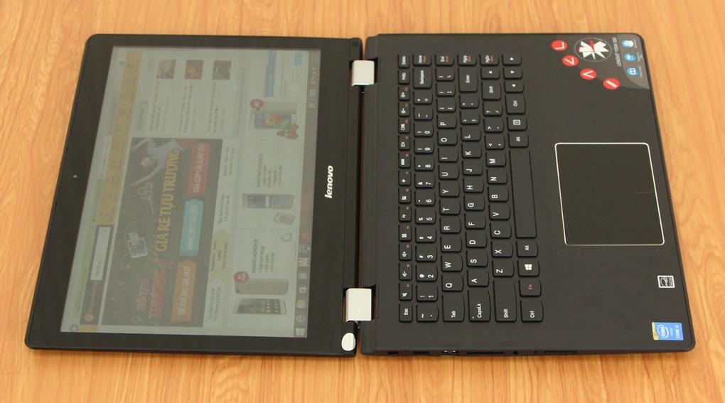 Laptop Lenovo Yoga 500 14IBD i3 5020U/4GB/500GB/Touch/Win10