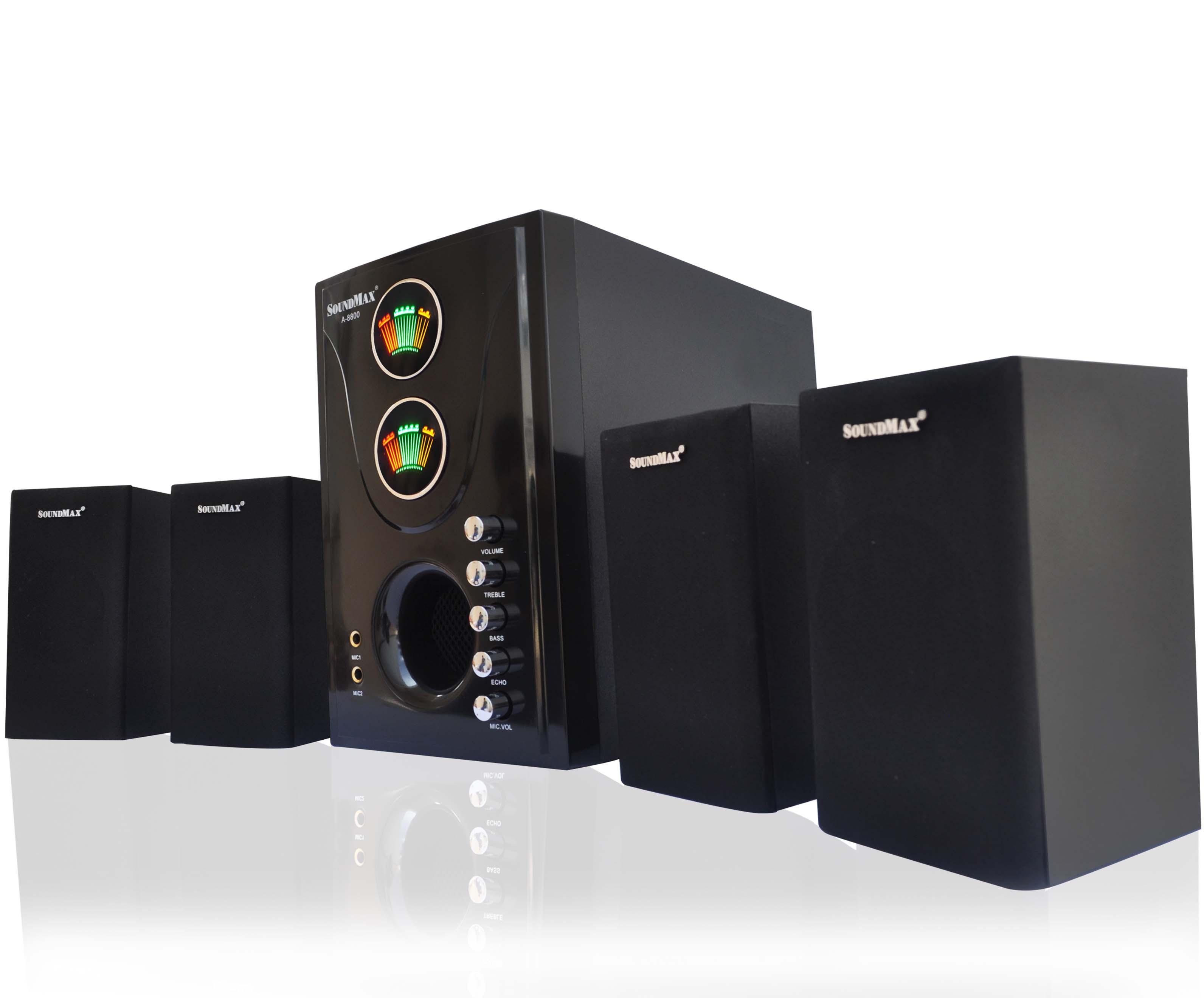 Loa SoundMax A8800/4.1