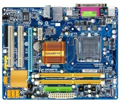 main board gigabyte GA-G31M-ES2C (rev. 2.3)