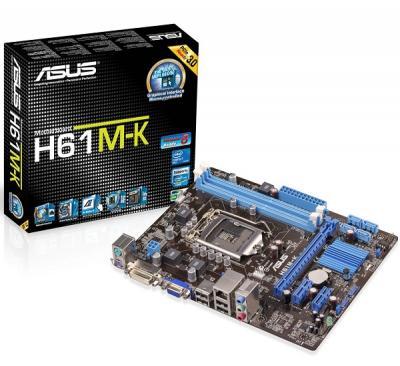 Mainboard ASUS H61M-K