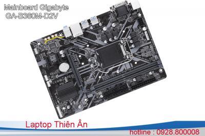 Mainboard Gigabyte GA-B360M-D2V chính hãng