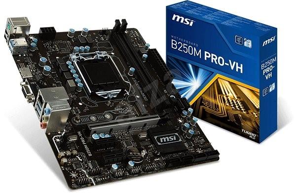 Mainboard MSI B250M PRO-VDH Socket 1151 (B250M PRO-VDH)