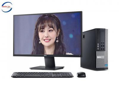 Máy Bộ Dell 9020: Core i3-4130/4GB/SSD 120GB/22inch