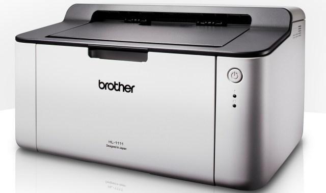 Máy in Brother HL 1111, Laser trắng đen