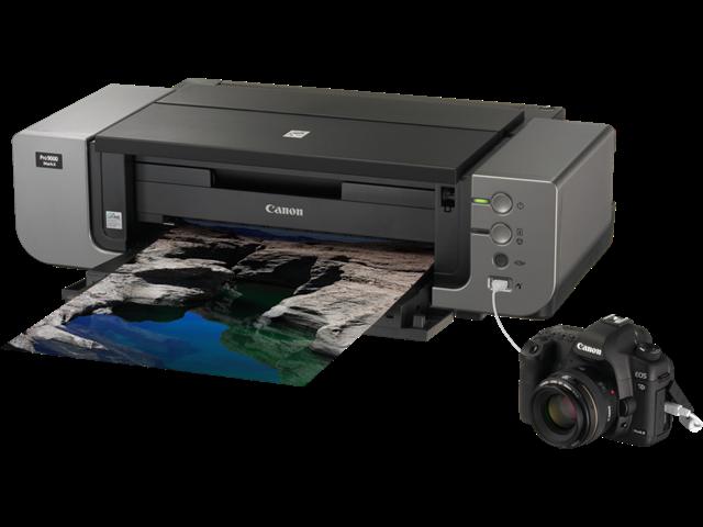 Máy in Canon PIXMA Pro9000 Mark II, In phun màu A3