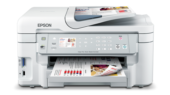 Máy in Epson Workforce WF-3521