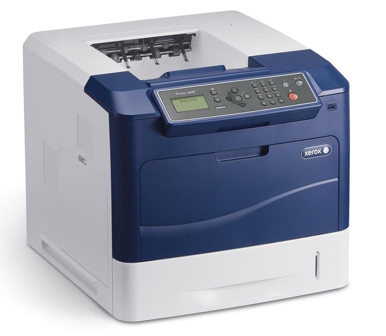Máy in Fuji Xerox Phaser 4620dn, Duplex, Network, Laser trắng đen
