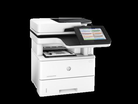 Máy in HP LaserJet Enterprise MFP M527dn (F2A76A)