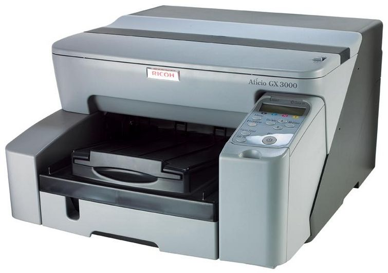 Máy in Ricoh Aficio GX5050 GelSprinter Color Printer