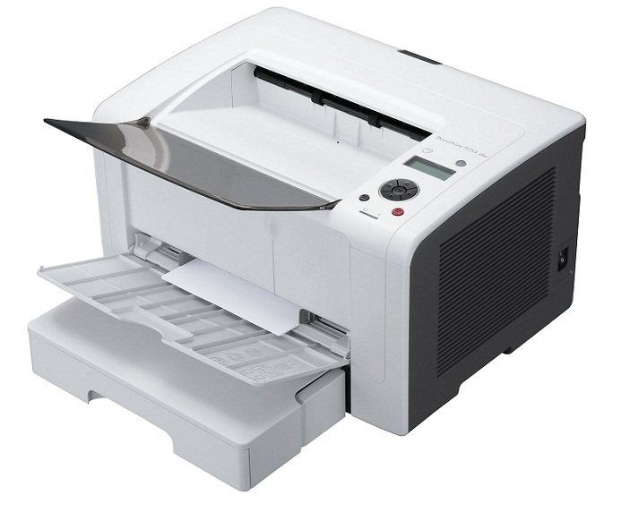 Máy in Xerox DocuPrint P255dw, Duplex, Wifi, Laser trắng đen