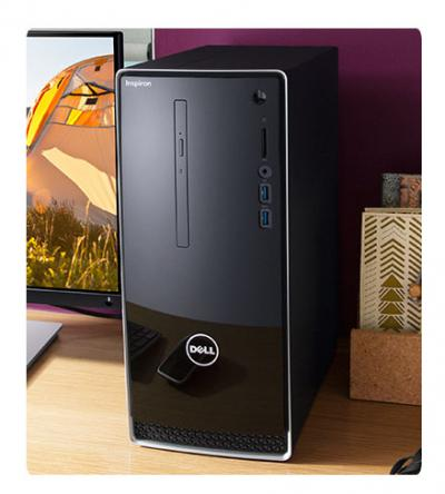 Máy tính Dell Inspiron 3668 cpu intel core i5-7400 8GB 1TB