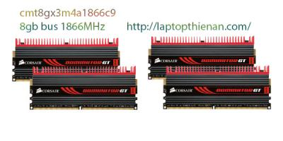 Ram 8gb/1866 mhz  (cmt8gx3m4a1866c9)