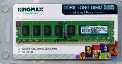 RAM KINGMAX DDR3 2GB 1333Mhz viễn sơn chính hãng