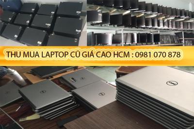 Thu mua laptop cũ giá cao tận nơi HCM không ép giá | 0928 800008