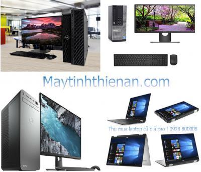 thu mua máy tính cũ Huyện Bình Chánh