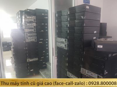Thu mua máy tính cũ Quận 1