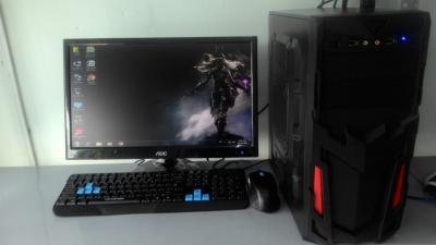 Thùng  máy game B85 i3 4150 4gb 250gb vga 750 giga