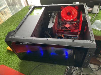 thùng máy game i5-3470 8gb ssd 120gb vga 1050 ti 4gb