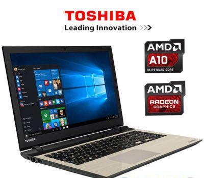 Toshiba Satellite L50D-C-12Z 15,6 inch (AMD A10-8700P, RAM 8GB, ổ cứng 1TB, màn hình FHD, đồ họa AMD Radeon R5 M330)